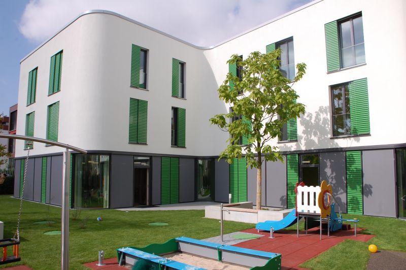 Mutter Kind Haus Stiftung Waisenhaus Frankfurt am Main